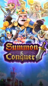 game summon&conquer
