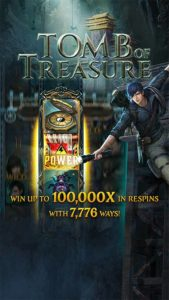 Tomb of Treasure PG Slot​